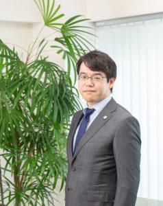弁護士本田真郷の紹介写真